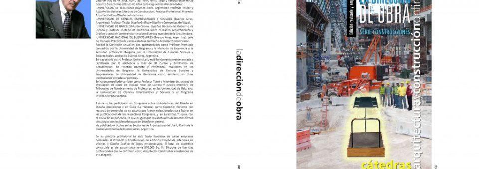 La dirección de obra. Edición revisada y ampliada. Paperback GRAYSCALE